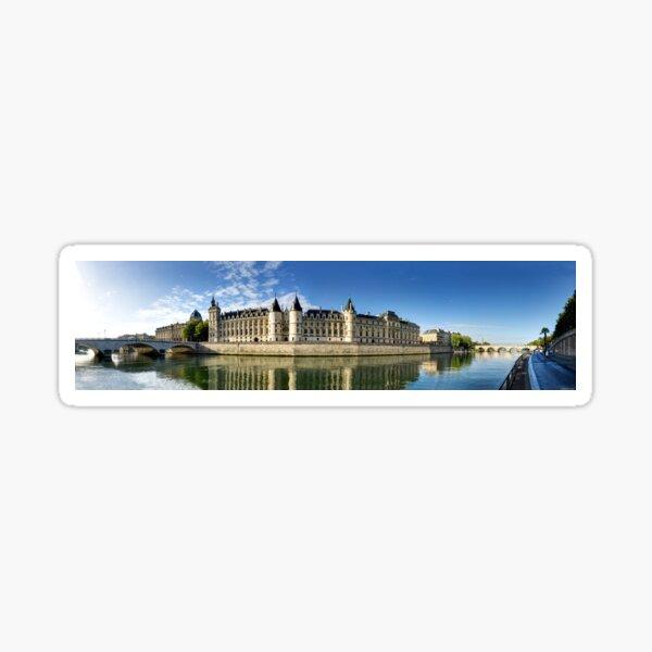 The Conciergerie Paris Sticker