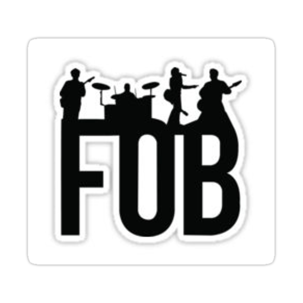 Quot Fall Out Boy Quot Stickers By Celesteevans Redbubble