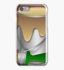 Paint bucket and Brush iPhone Case/Skin