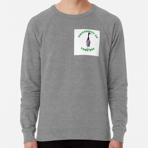 University of Long Boi Lightweight Sweatshirt
