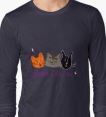 Warrior Cats - Das ursprüngliche Trio Langarmshirt
