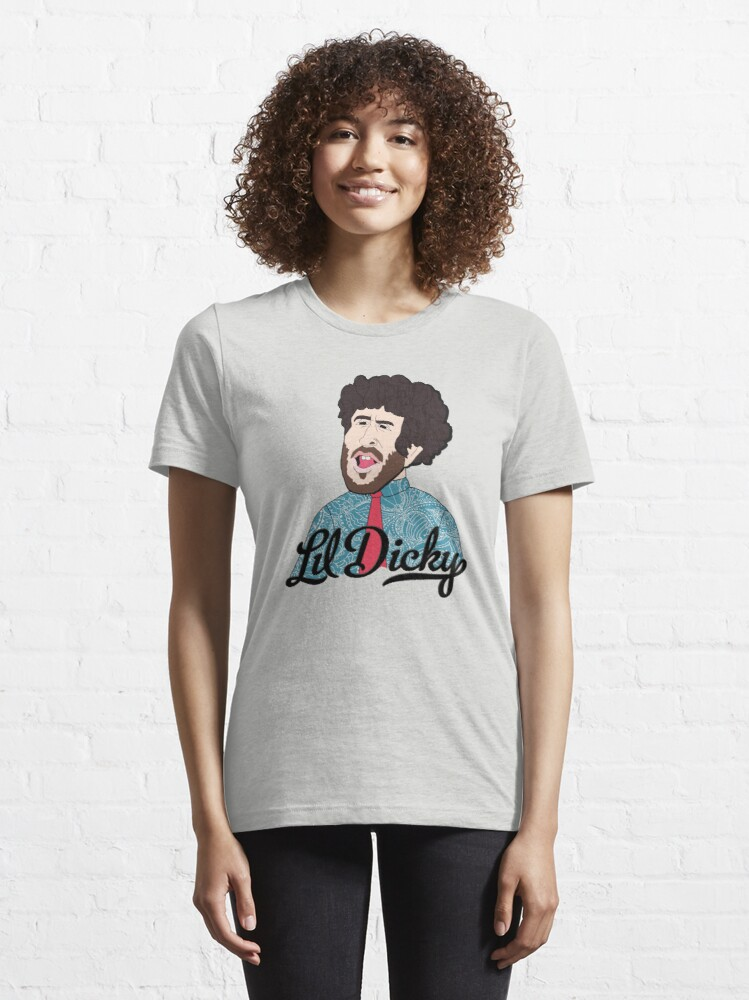 Alternate view of Lil Dicky - Animated  Essential T-Shirt