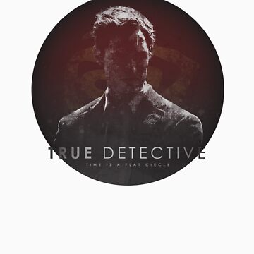 Time is a Flat Circle True Detective by sammya89