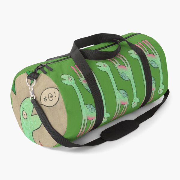 Screaming Dinos Duffle Bag