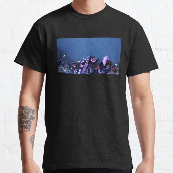 4K Solo Leveling Camiseta clásica