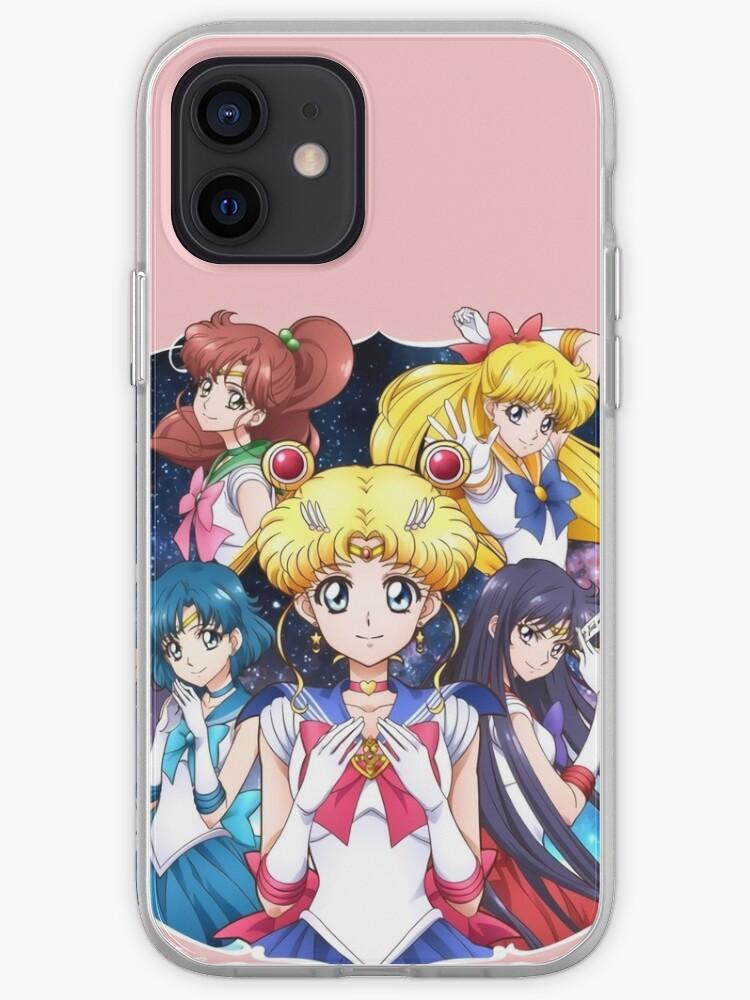 Sailor Moon Crystal Saison III | Coque iPhone