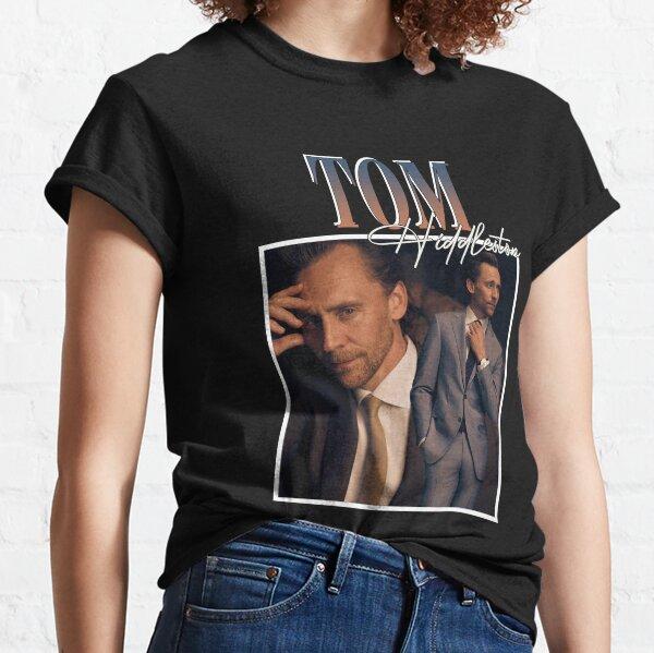 Tom Hiddleston Classic T-Shirt