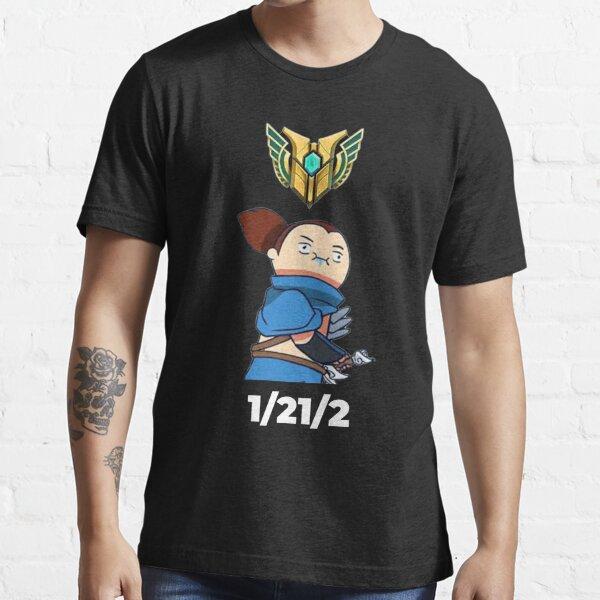 Yasuo Mains Essential T-Shirt