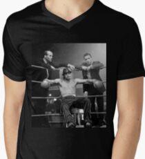 bad pitt Men's V-Neck T-Shirt