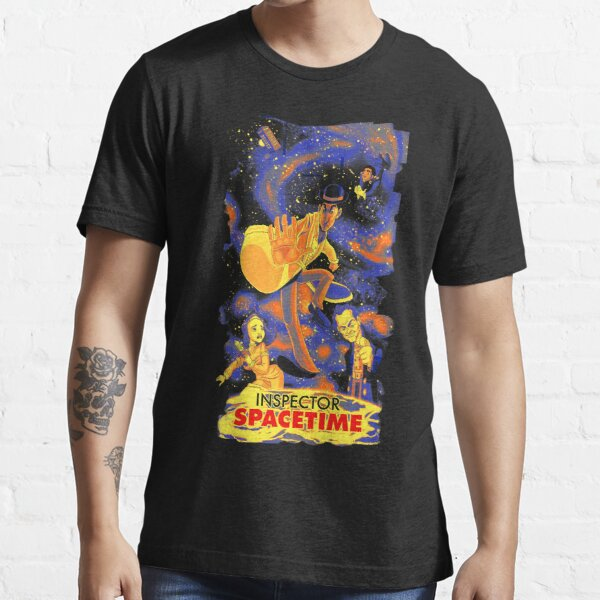 Inspector Spacetime Essential T-Shirt