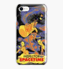 Inspector Spacetime iPhone Case/Skin
