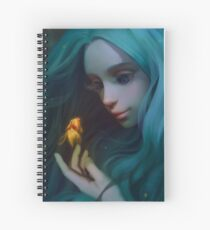 Little Mermaid Spiral Notebook