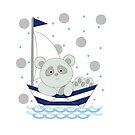 panda boat ride by Michelle *