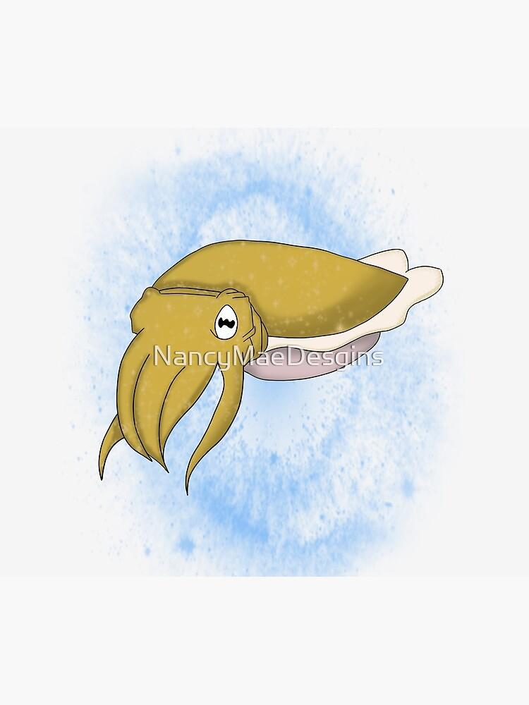 Cuttlefish by NancyMaeDesgins