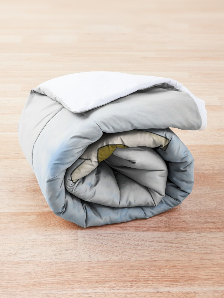 Alternate view of Cuttlefish Comforter