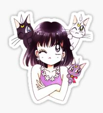 Hotaru  Sticker