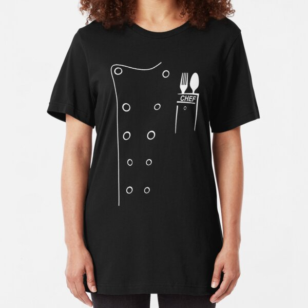 CHEF Slim Fit T-Shirt