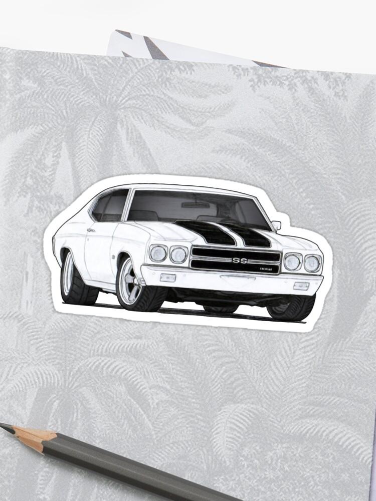 0b9524da4 70 Chevelle SS Drawing