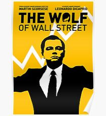 The Wolf of Wall Street - 'The show goes on!' Poster