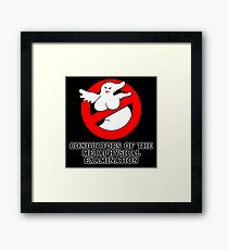 Conductors of the Metaphysical Examination Framed Print