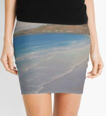 Beach Scene Mini Skirt