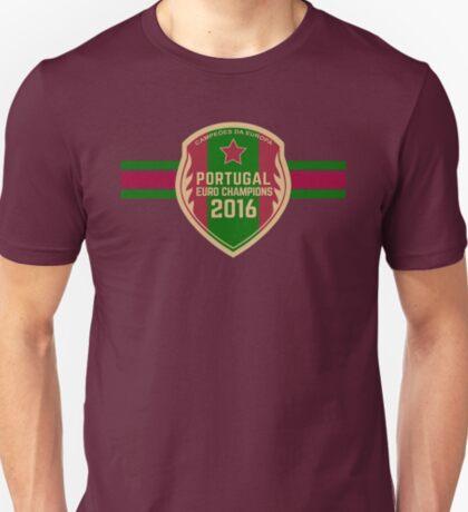 Portugal Euro 2016 Champions T-Shirts etc. ID-10 T-Shirt