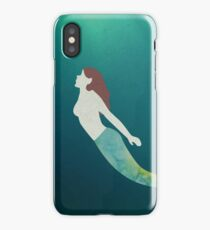 Litttle Mermaid iPhone Case/Skin