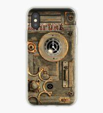 steampunk Mechanism iPhone Case