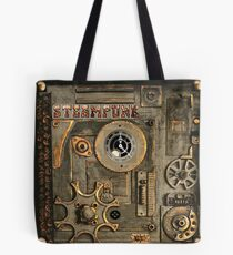 steampunk Mechanism Tote Bag