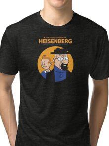 The Adventures of Heisenberg Tri-blend T-Shirt