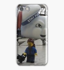 Attack of Stay Puft iPhone Case/Skin