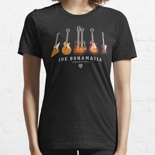 Joe Bonamassa Guitar Collection Essential T-Shirt