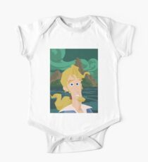 Guybrush Threepwood One Piece - Short Sleeve