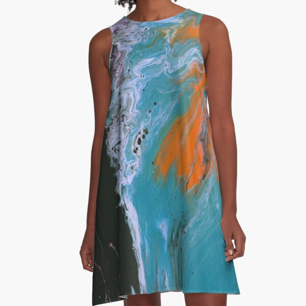 Calamity A-Line Dress