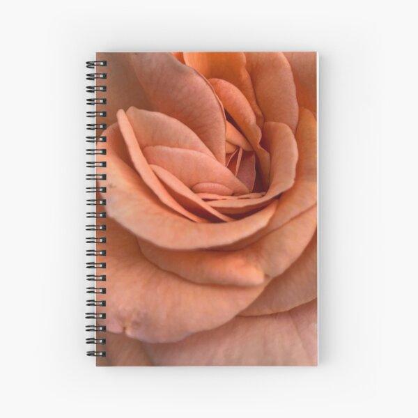 Up Close  Spiral Notebook