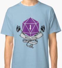 Critical Fail Roll Classic T-Shirt