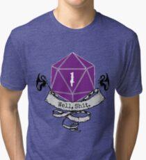 Critical Fail Roll Tri-blend T-Shirt