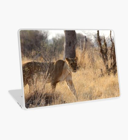 In the tall grass Laptop Skin