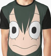 Tsuyu Asui Graphic T-Shirt