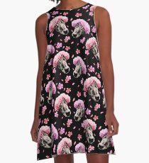 Galgoflowers A-Line Dress
