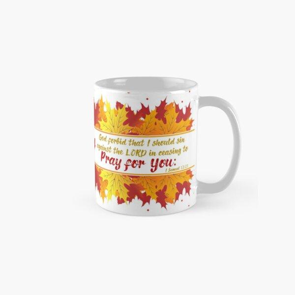 Canada Mug - KJV Bible Verse Classic Mug