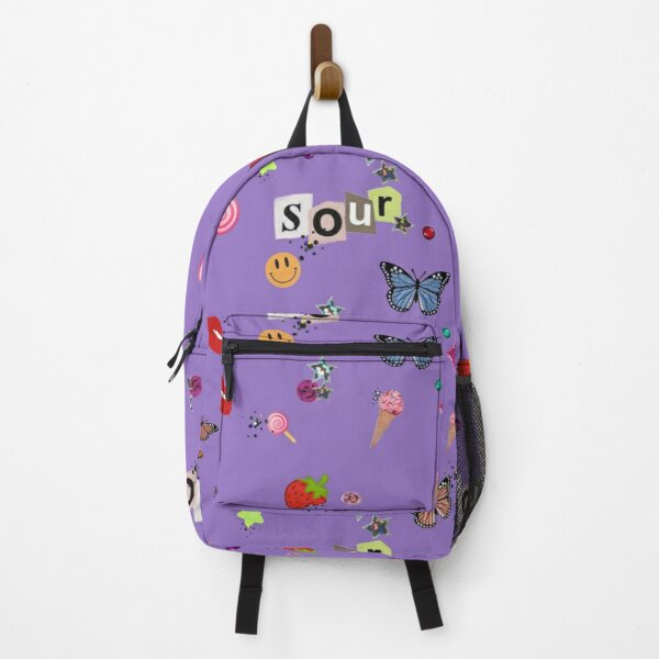 SOUR themed Backpack