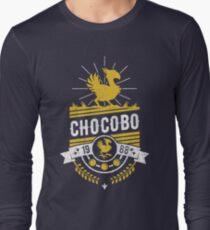 Camiseta de manga larga Chocobo
