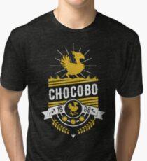 Chocobo Tri-blend T-Shirt