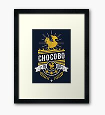 Chocobo Framed Print