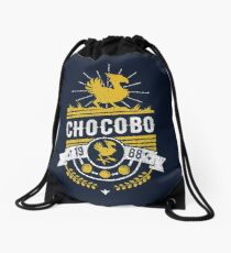 Chocobo Drawstring Bag