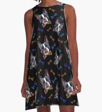 Bostonbows! A-Line Dress