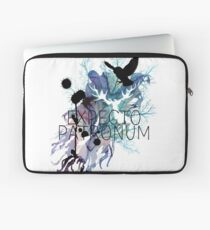 EXPECTO PATRONUM HEDWIG WATERCOLOUR Laptop Sleeve