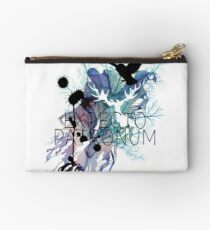 EXPECTO PATRONUM HEDWIG WATERCOLOUR Studio Pouch