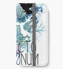 EXPECTO PATRONUM HEDWIG WATERCOLOUR 2 iPhone Wallet/Case/Skin